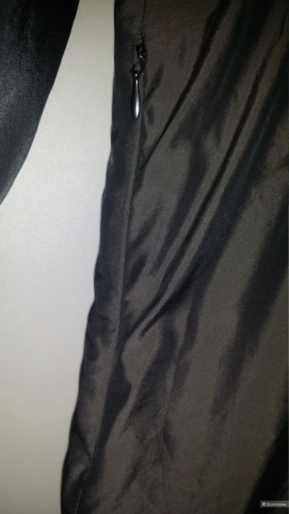 Пальто на гагачьем пуху luca D'altieri, 50 р-р
