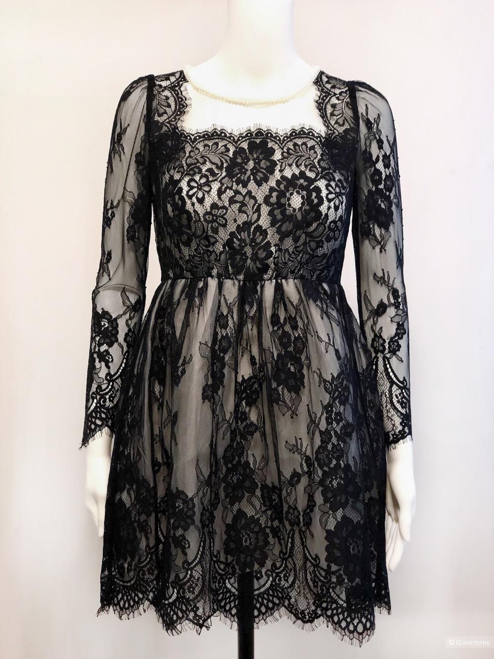 Шелковое платье Style Track, размер S