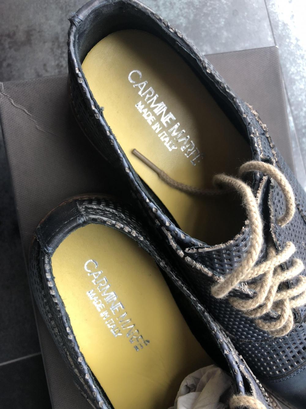Ботинки Carmine Marfe, 43