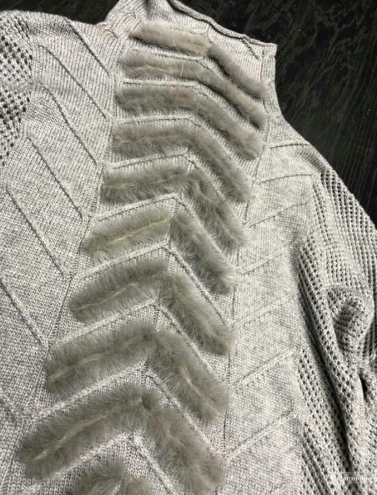 Костюм кашемировый  Elenfo, 46 размер