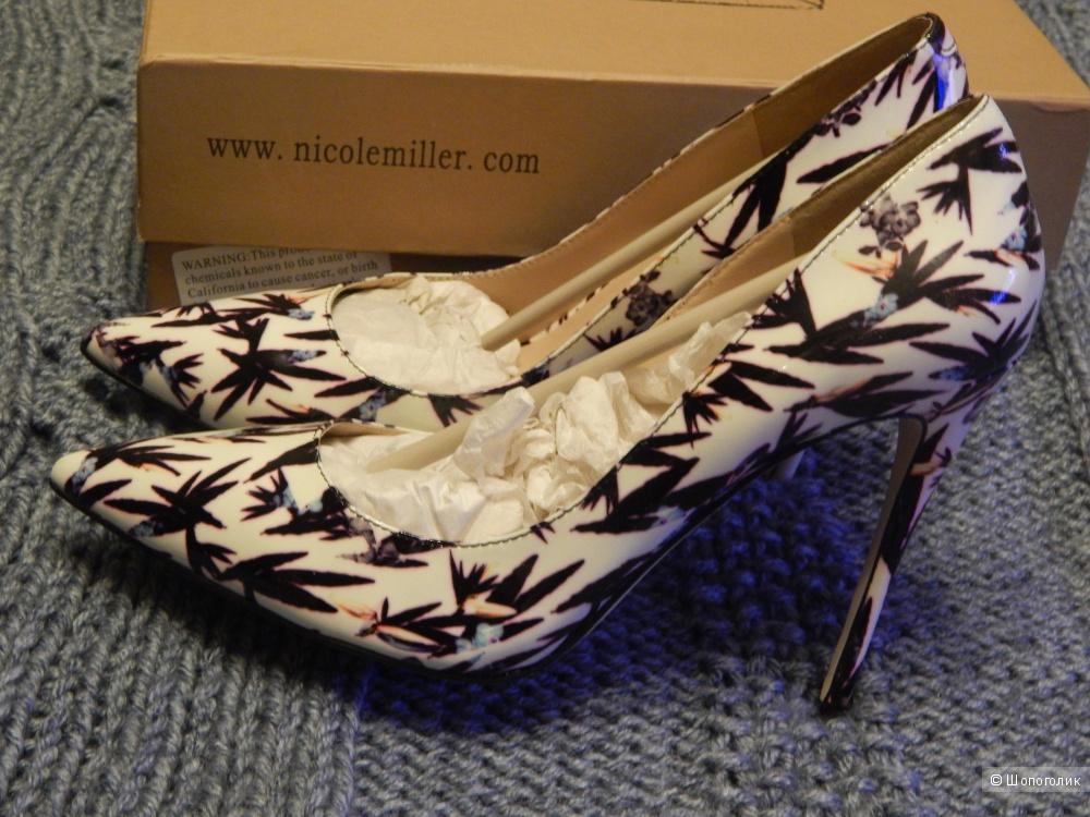Туфли Niсole Miller,размер 39.