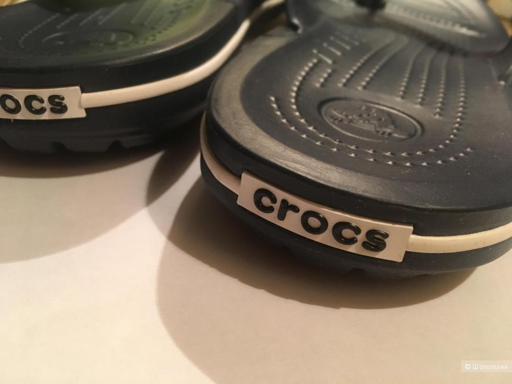 Шлёпанцы CROCS, 43,5-44 размер