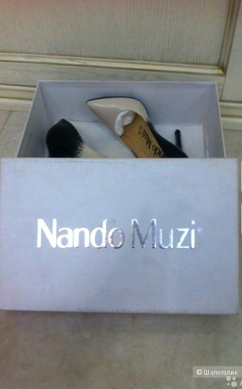 Туфли Nando Muzi, размер 35,5