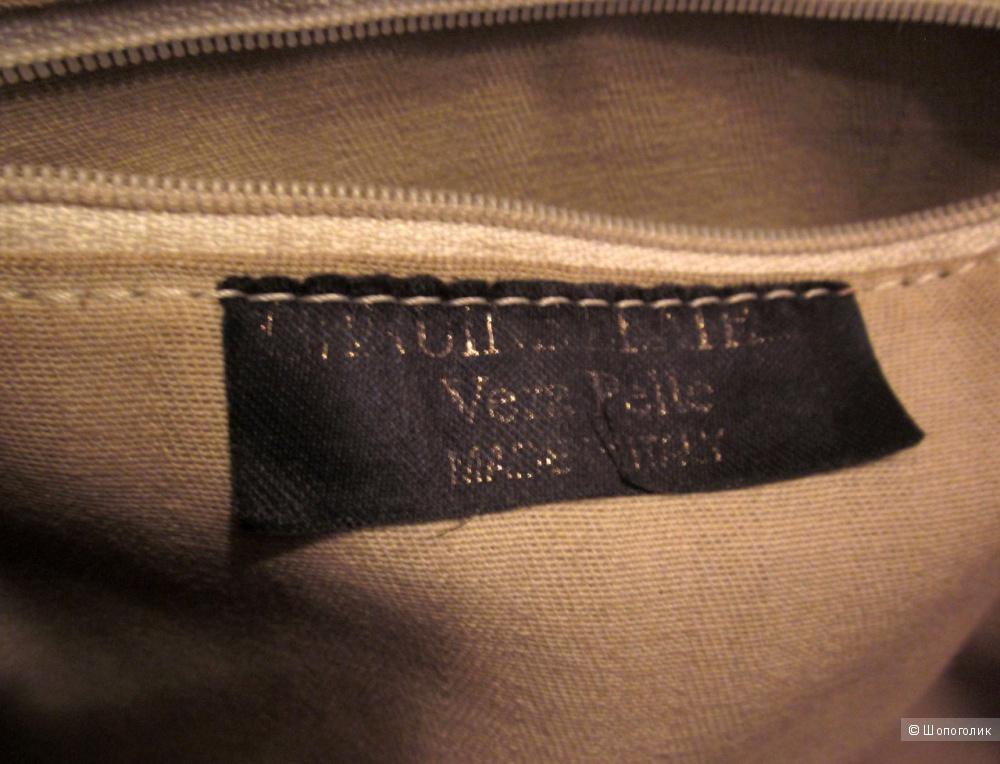Сумка Vera Pelle размер 35/28см