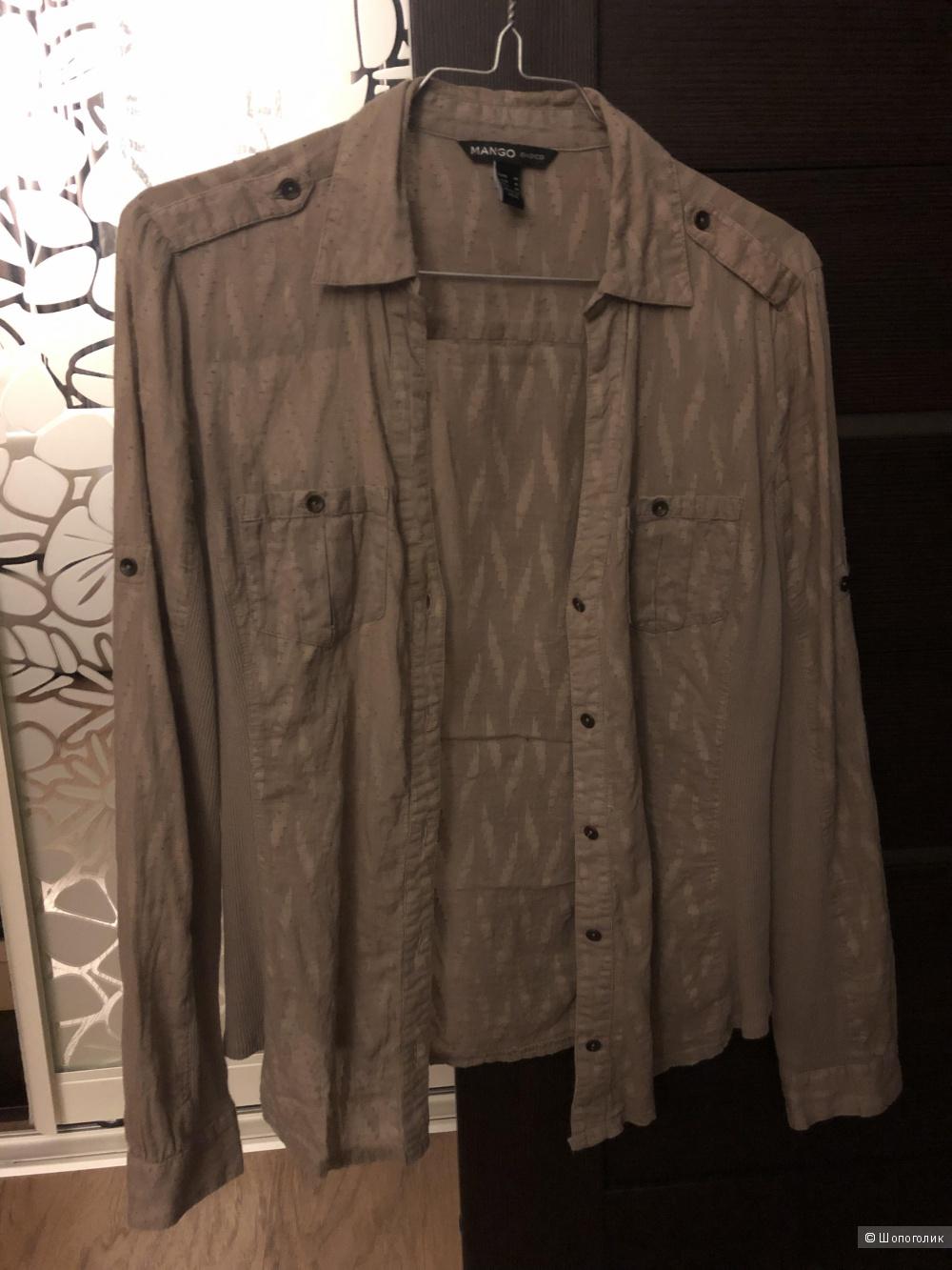 Рубашка Mango, M