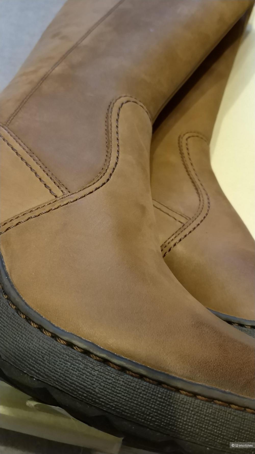 Сапоги Clarks размер 40 на 39-39,5