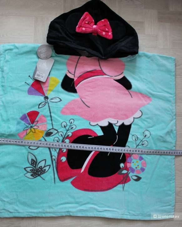 Махровое полотенце Minnie Mouse от shopdisney (США)
