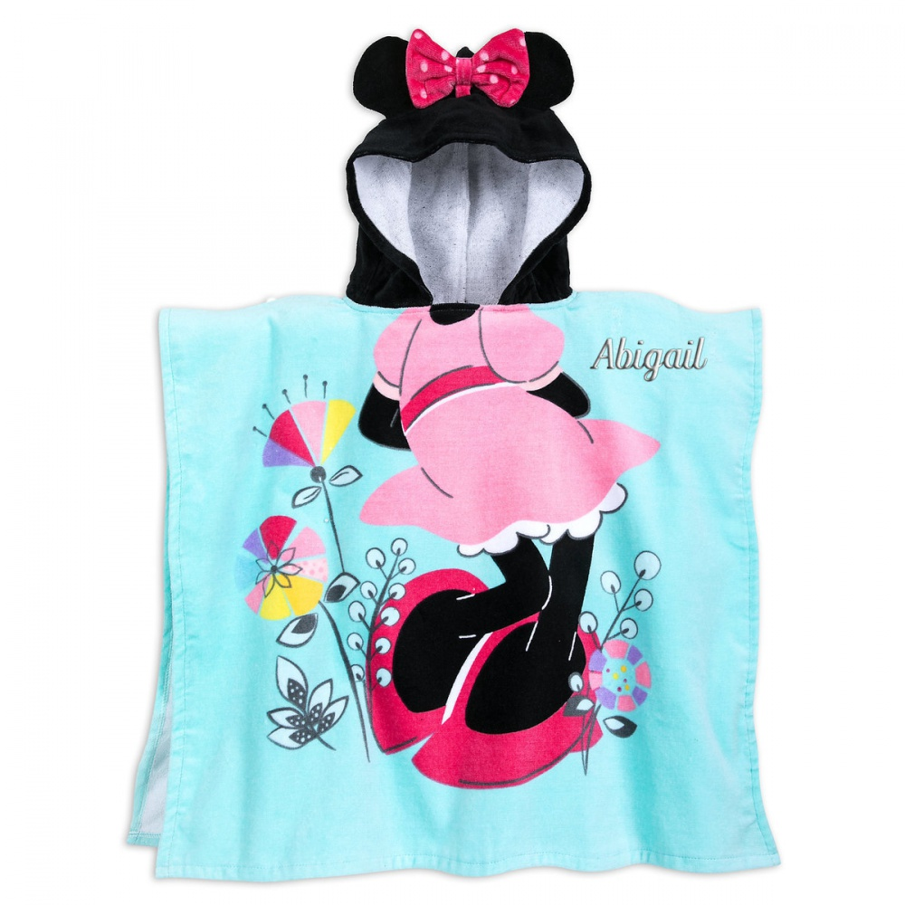 Махровое полотенце Minnie Mouse от shopdisney (США)