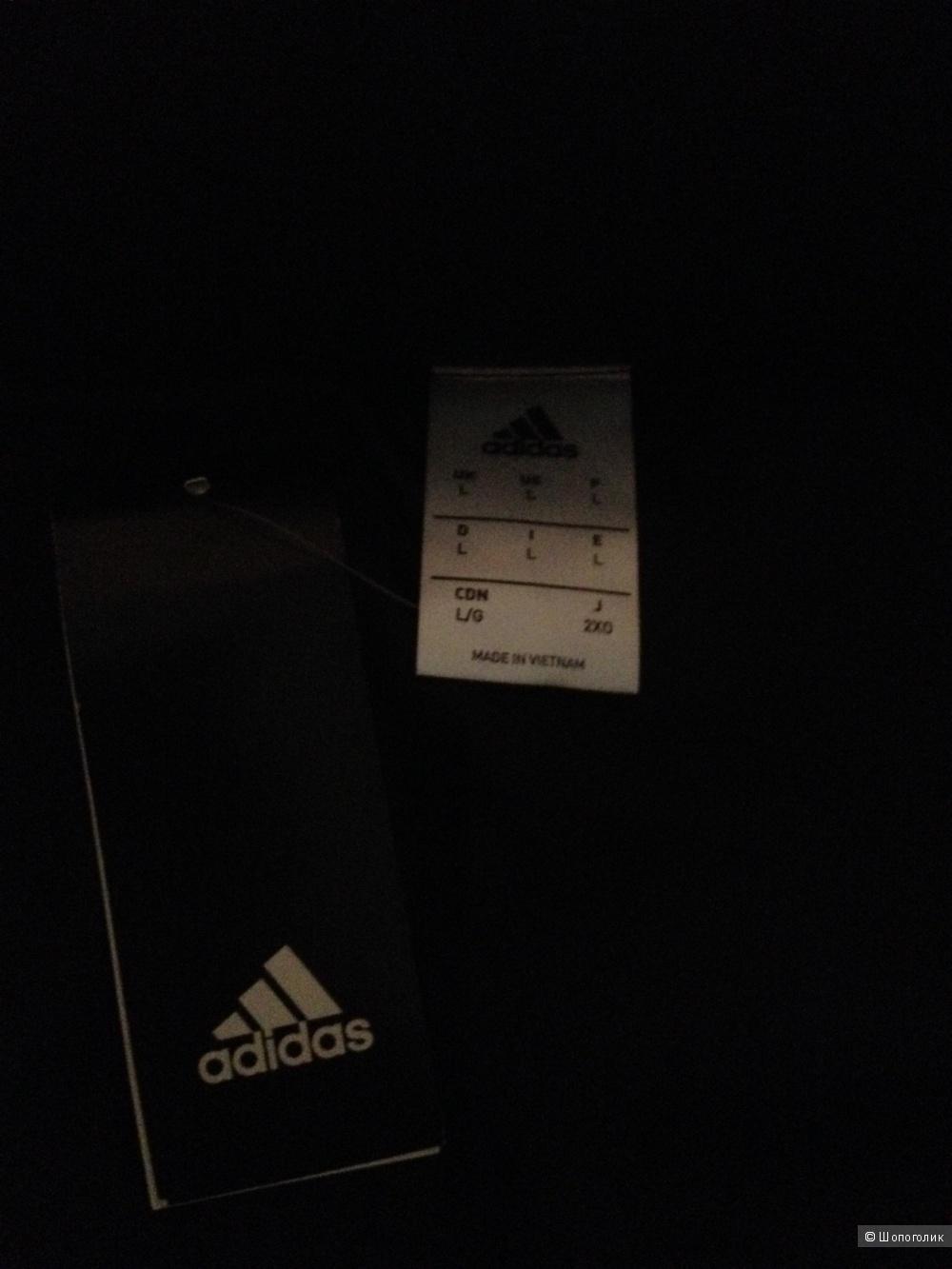 Пуховик, Adidas, L