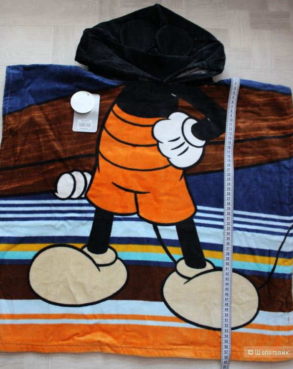Махровое полотенце Mickey Mouse от shopdisney (США)