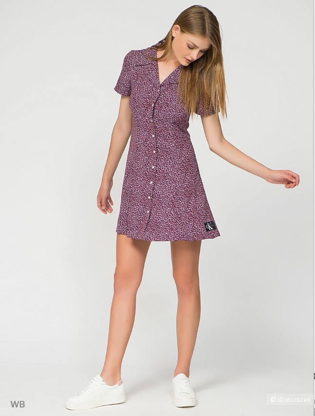 Платье Calvin Klein,р-р L