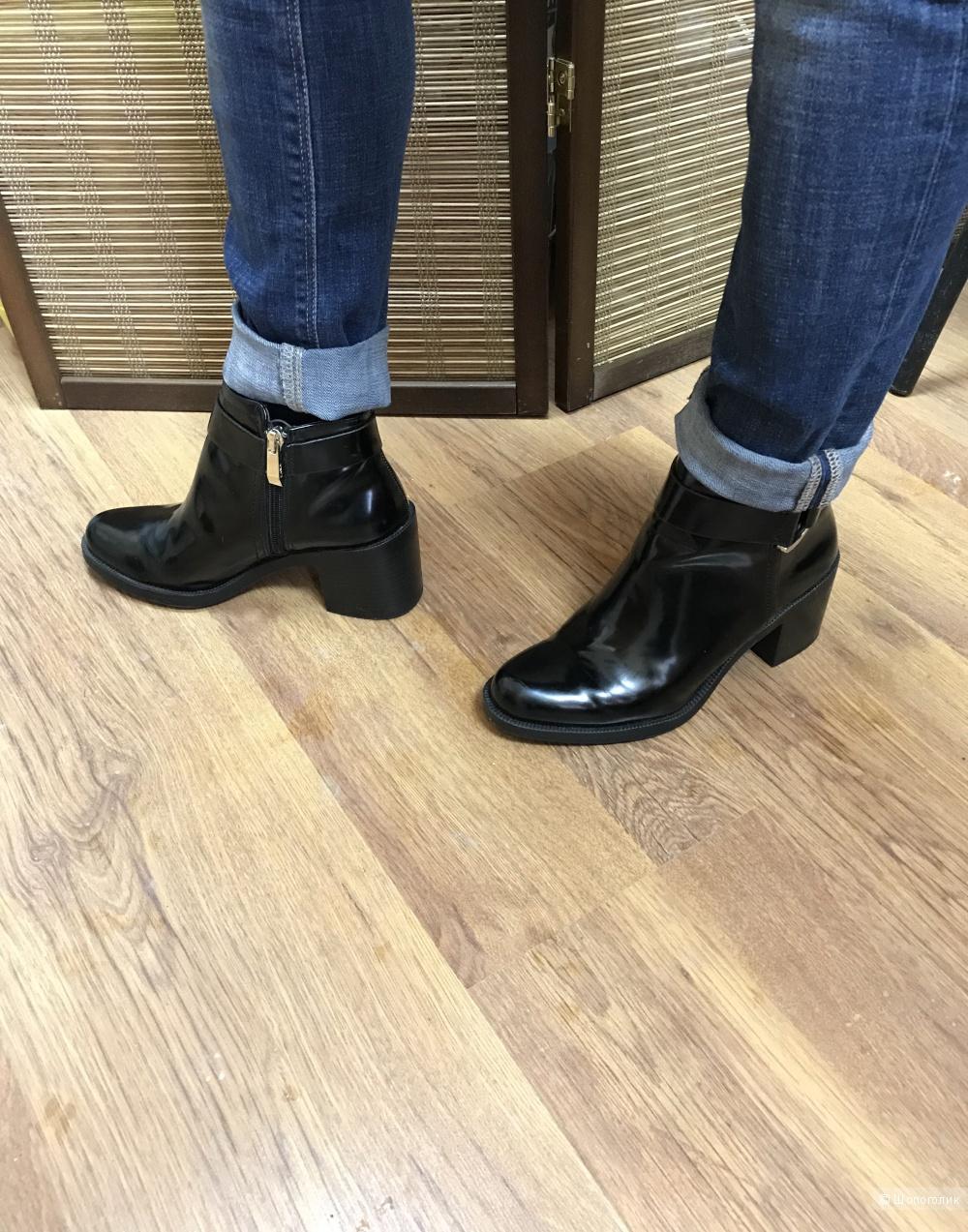 Ботинки Zara, 36 размера