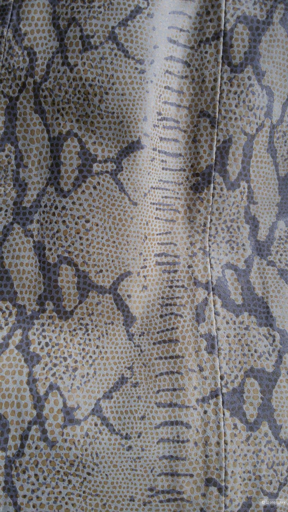 Кожаная юбка Terry Lewis US 8 (RUS 46-48)