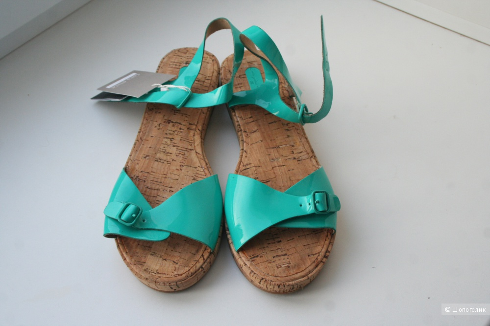 Сандалии Zara 36-37 размер