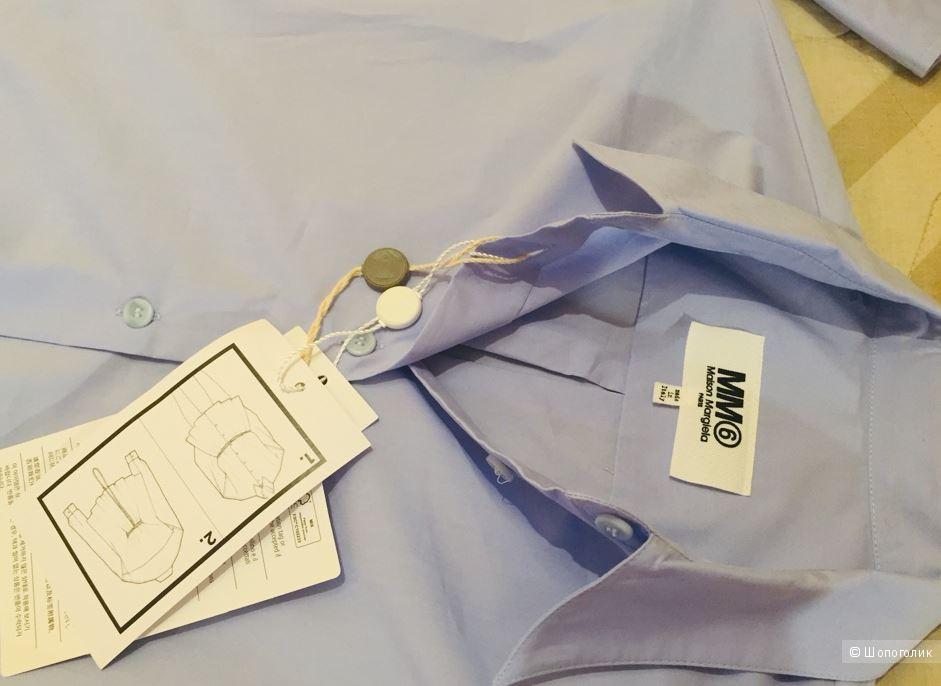 Рубашка MM6 MAISON MARGIELA р. 40ит