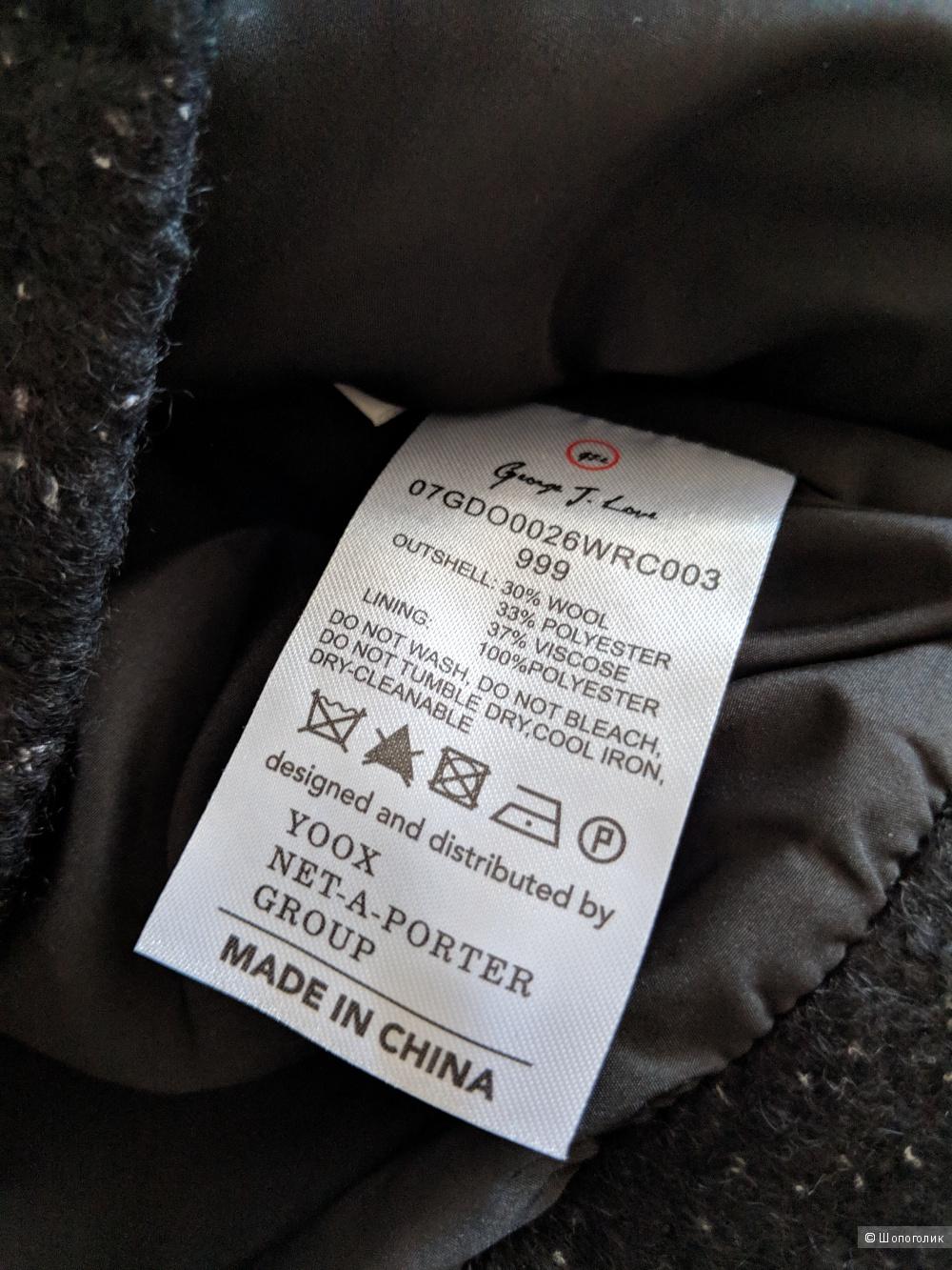 Куртка-бомбер George J. Love , размер S