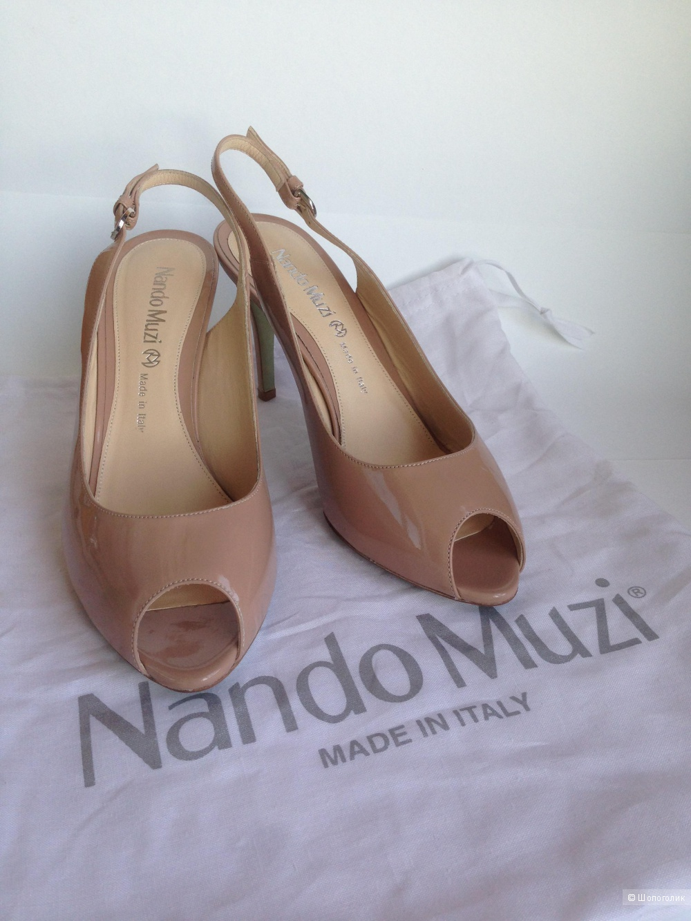 Босоножки Nando Muzi 39 размер