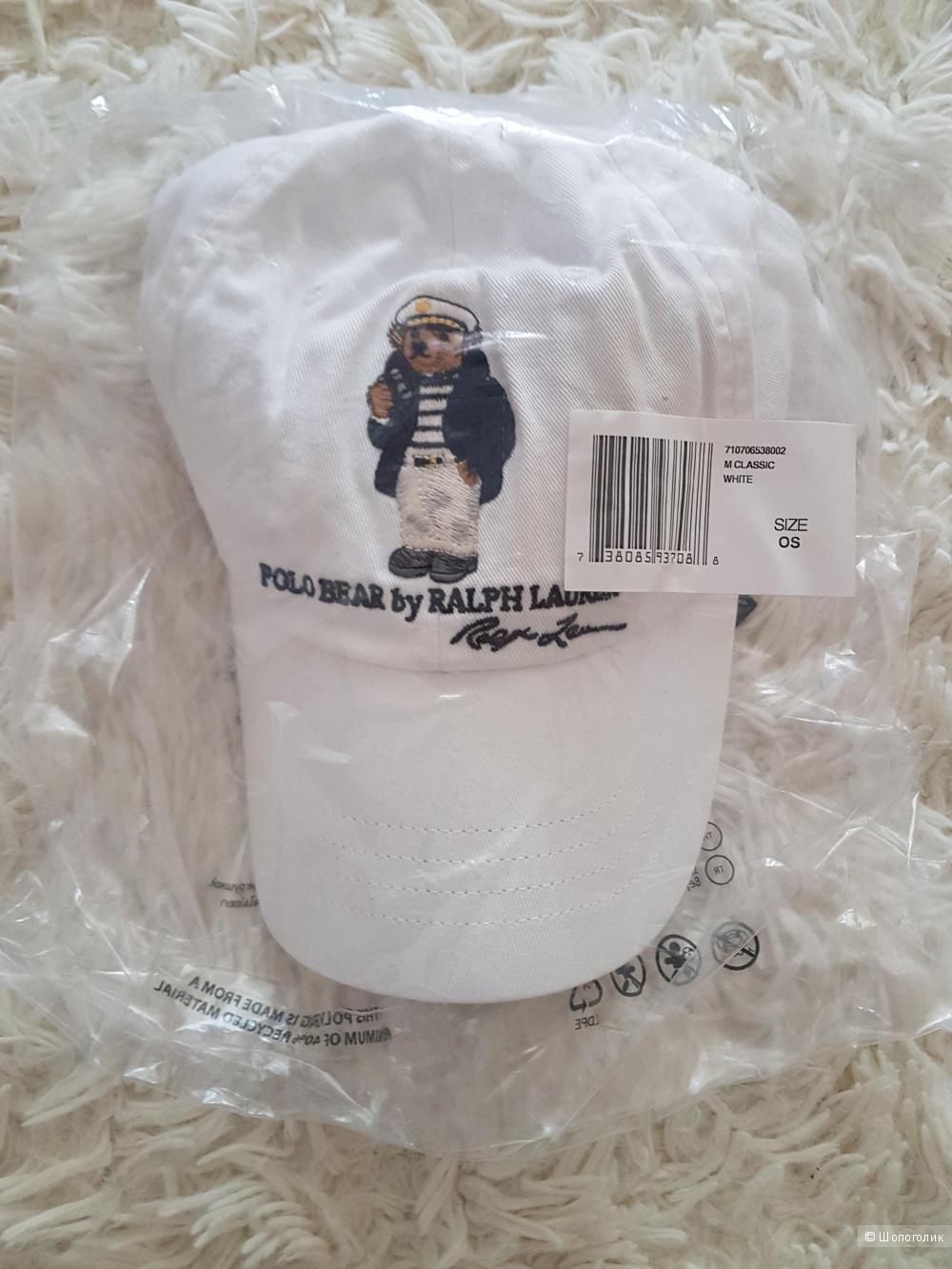 Бейсболка POLO RALPH LAUREN, one size