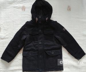 Пальто шерстяное для мальчика Next, размер 8 лет