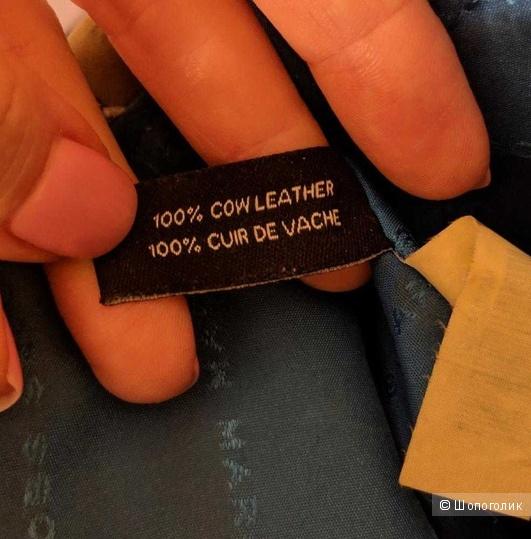 Кожаная сумка кроссбоди Marc Jacobs
