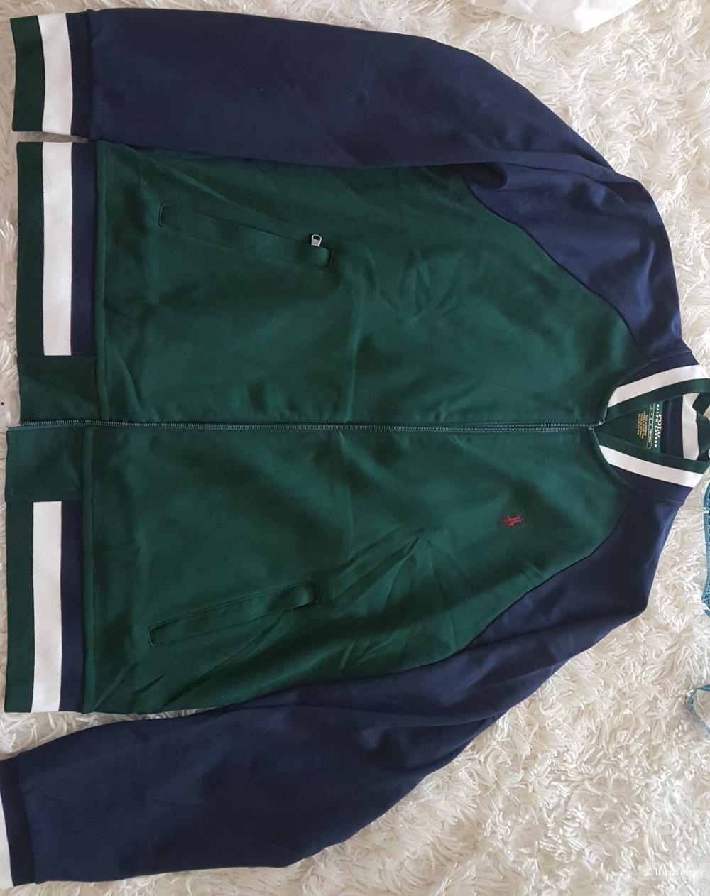 Бейсбольная куртка RALPH LAUREN, L