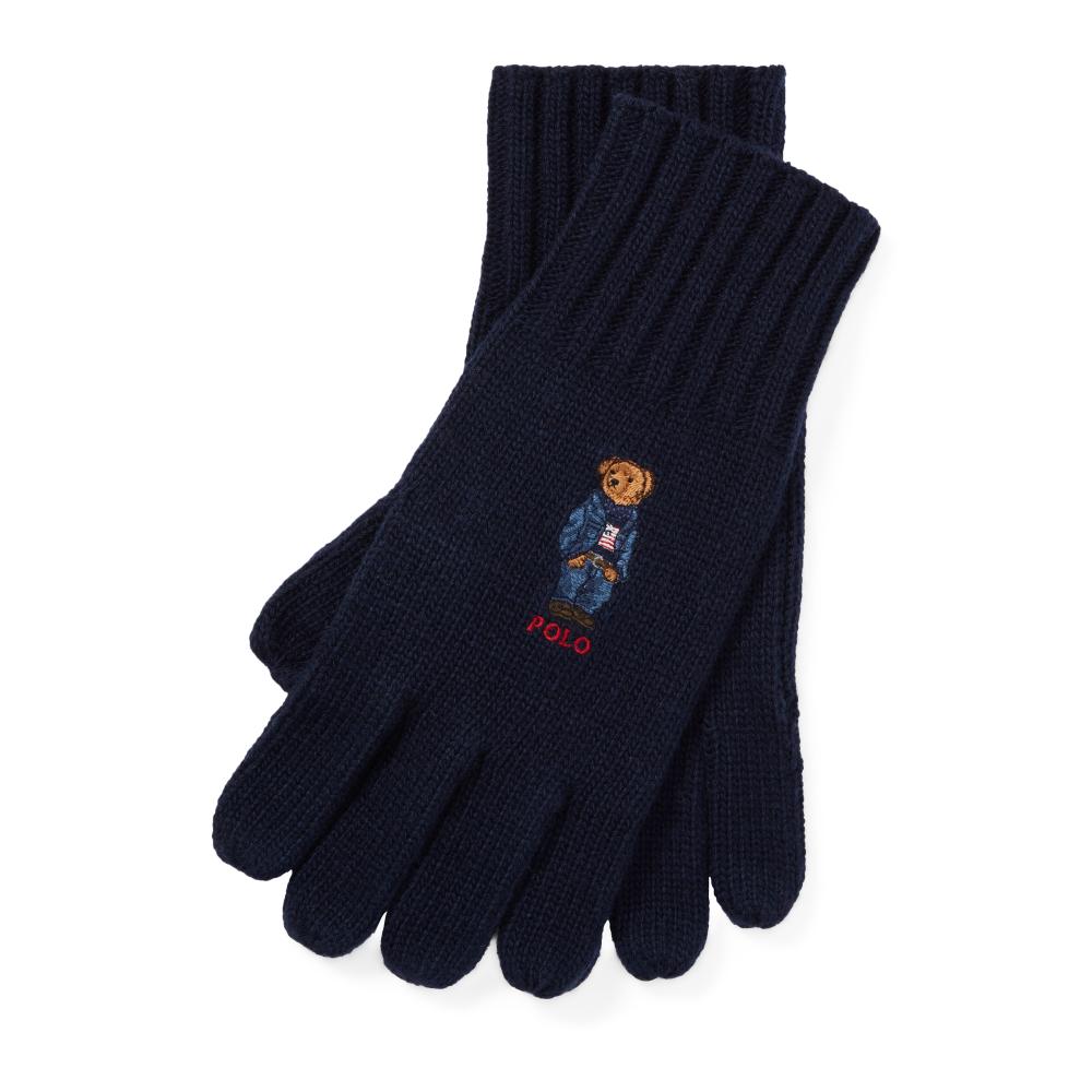 Перчатки  POLO RALPH LAUREN, one size