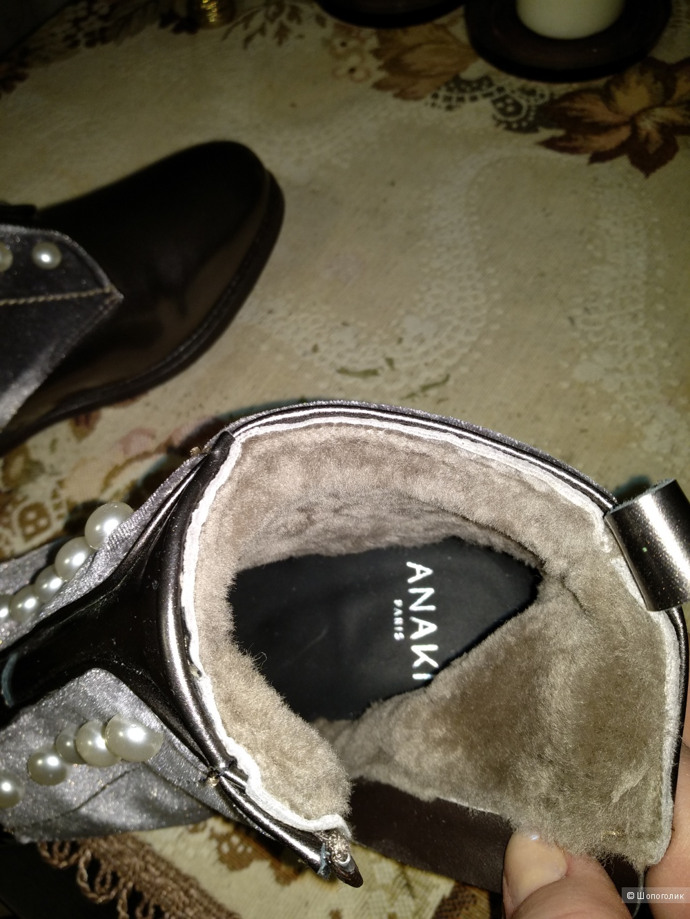 Ботинки женские Ankle размер 38