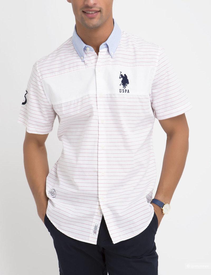 Мужская рубашка US POLO ASSN (M)