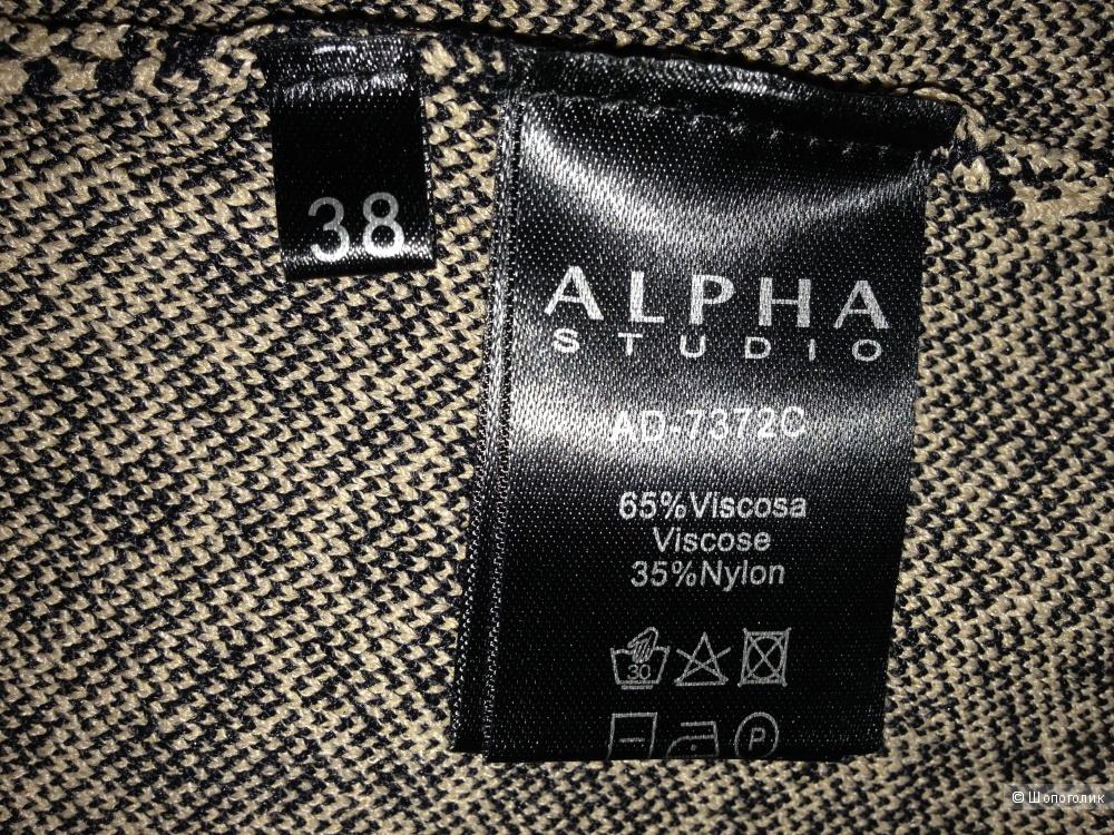 Свитер (джемпер) Alpha Studio, размер 38it (40)