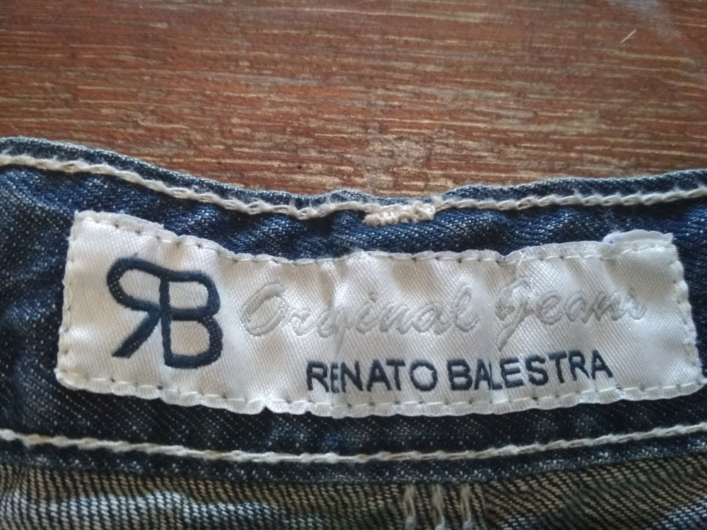Джинсы Renato Balestra 36
