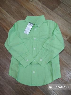 Рубашка gymboree размер 5 лет