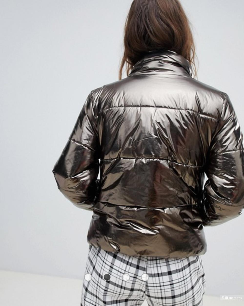 Куртка бронзовая Gdy  размер l