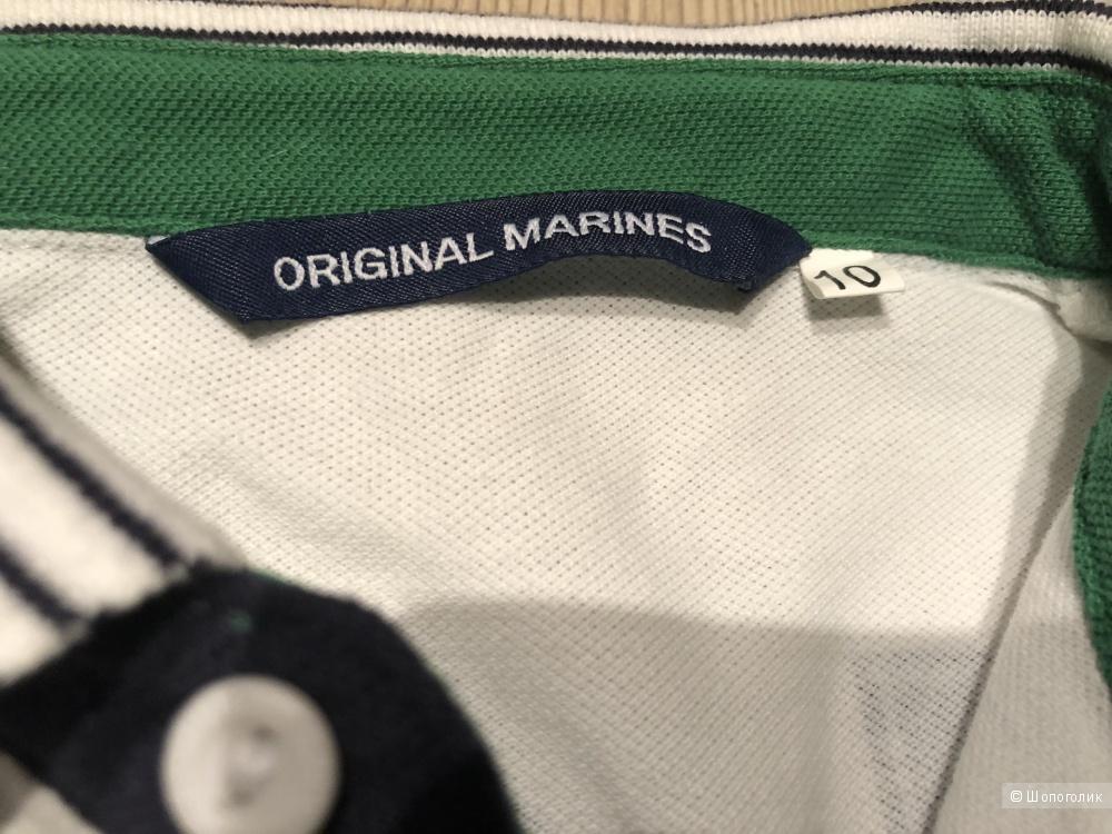 Поло Original Marines, р.10–11 лет