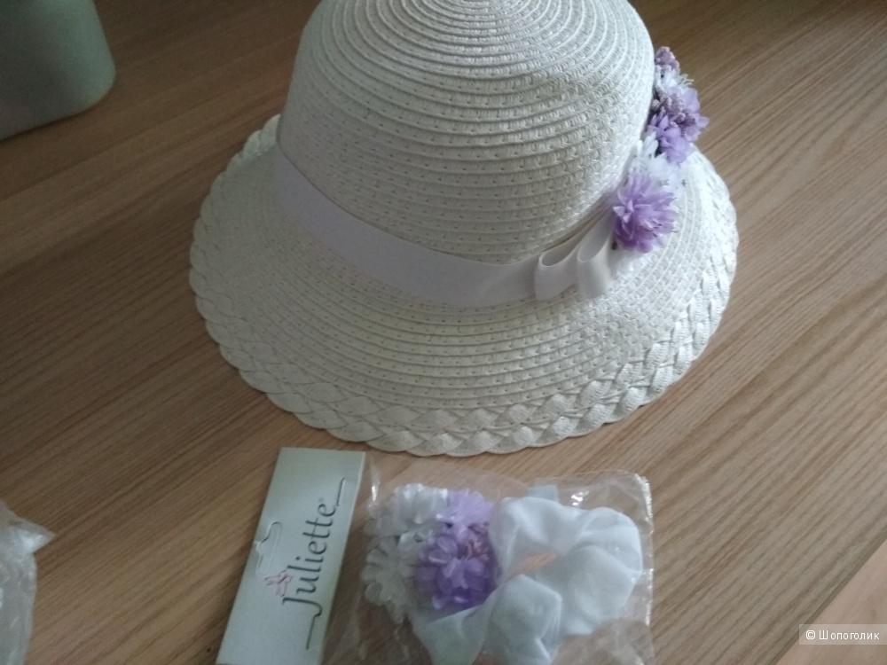 Шляпа juliette one size