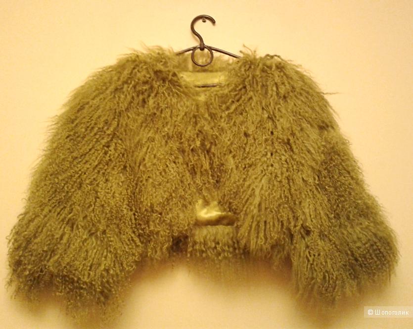 Манто Stefanel из шерсти ламы, размер 42-44