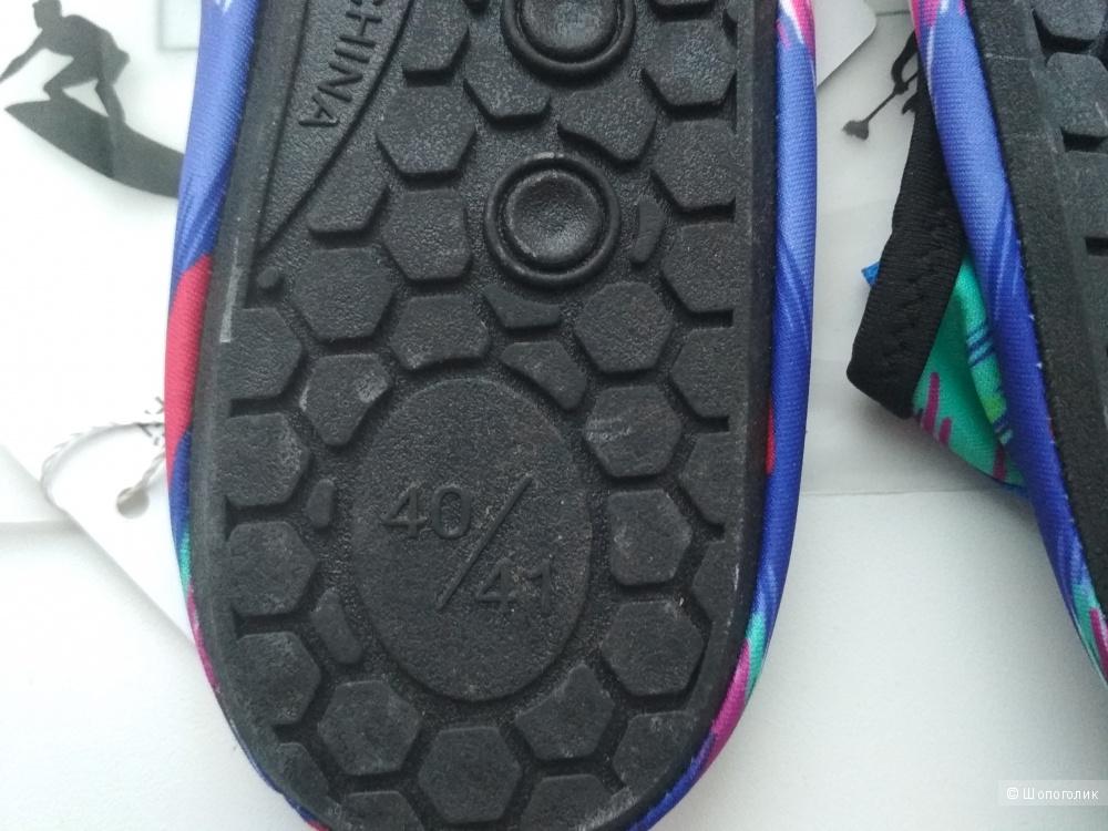 Обувь для водных видов спорта и пляжа BuJinSha, 40-41 р-р