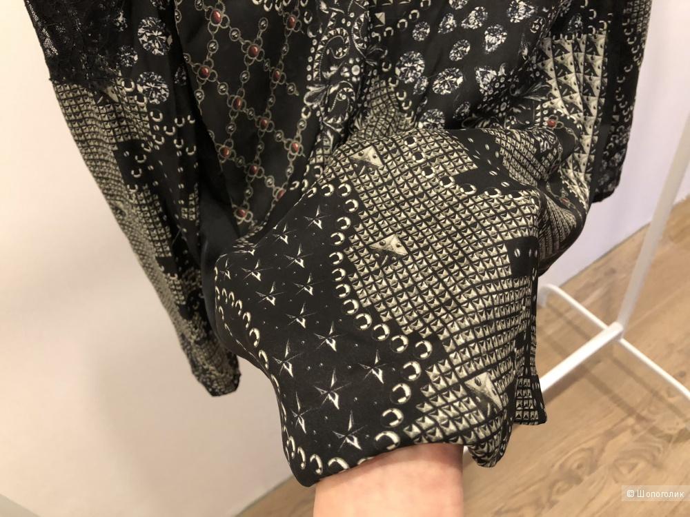 Блуза Рубашка , Zara, размер М (44-46)