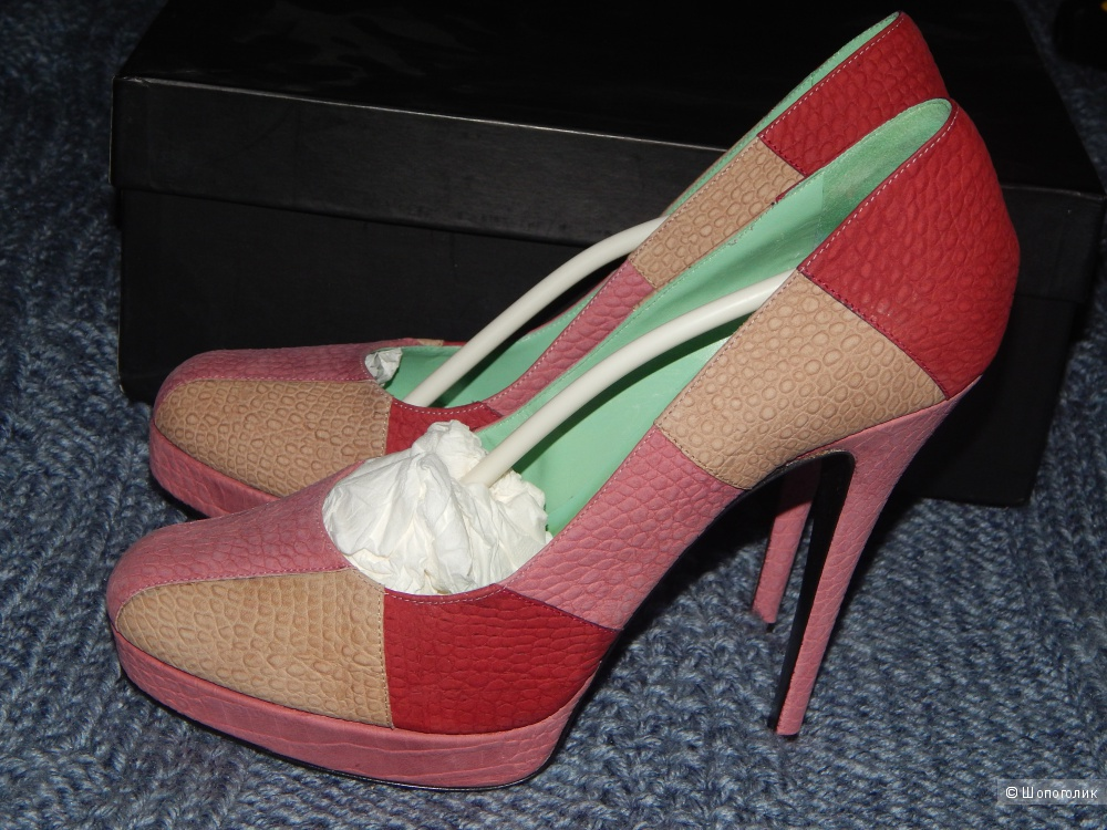 Туфли Ernesto Esposito,размер 38.5