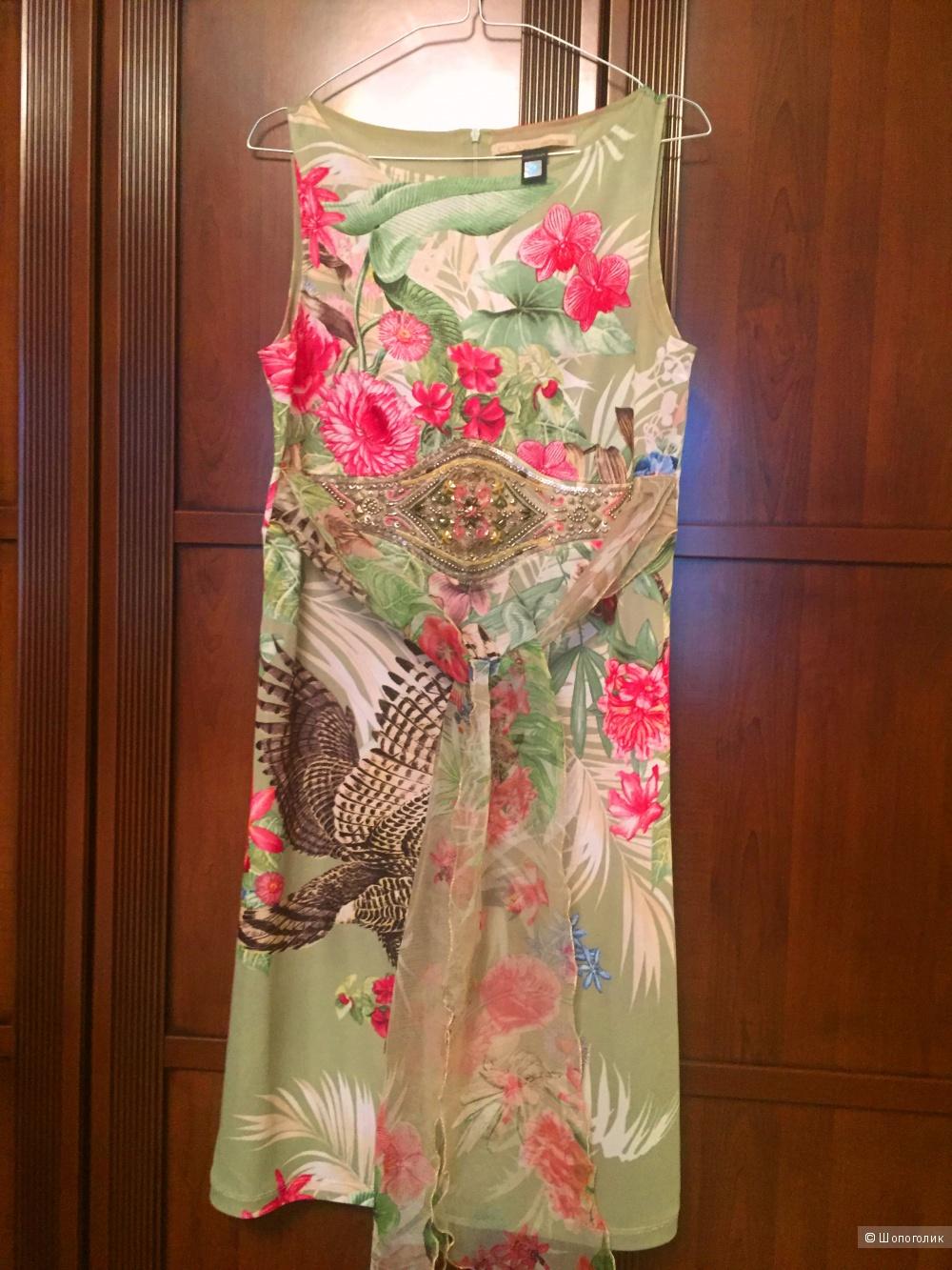 Платье от ROBERTO CAVALLI, размер 46 (м)