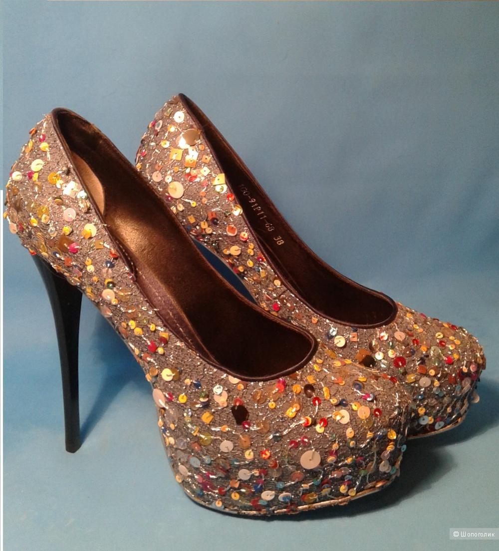 Туфли Gode 38 размер