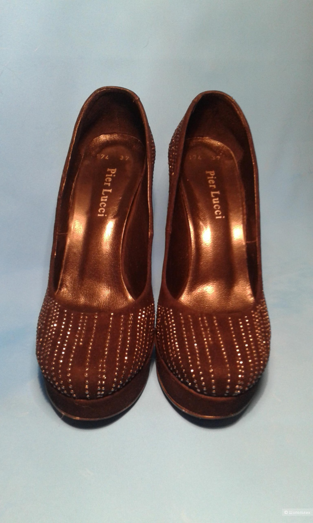 Туфли Pier Lucci 37 размер
