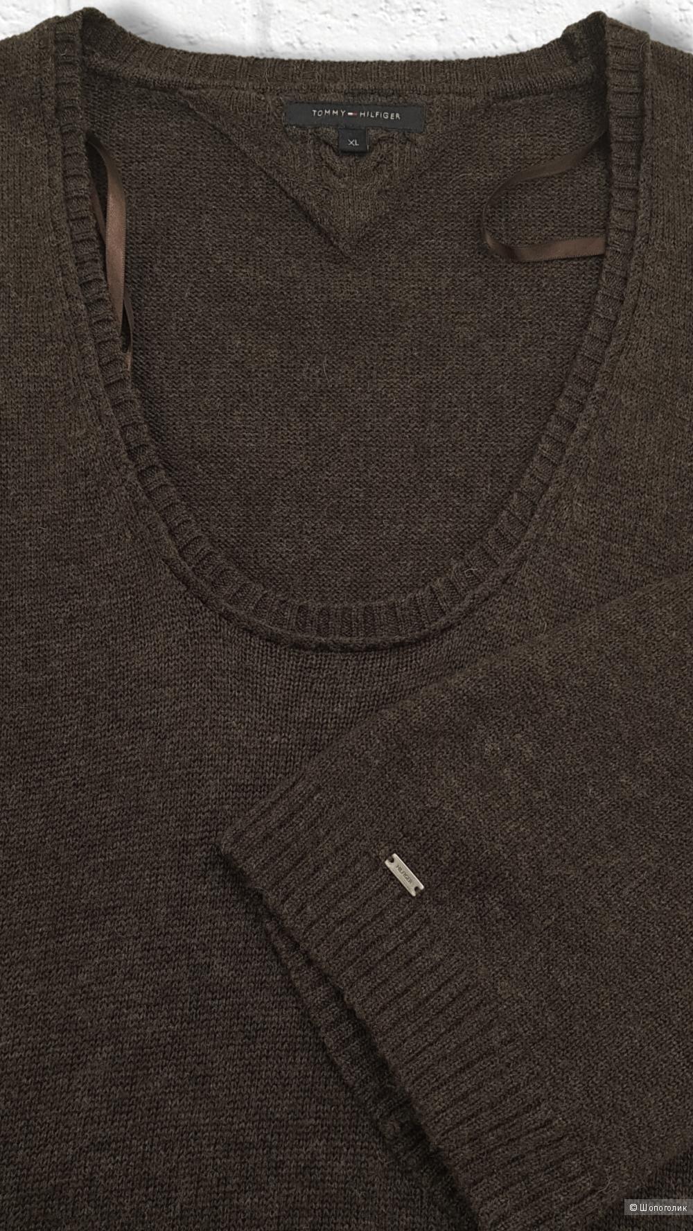 Платье-джемпер. Tommy Hilfiger. XL/48+/50/52