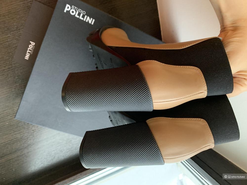 Ботильоны pollini размер 39