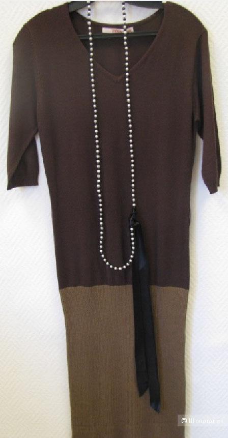 Платье трикотажное Amelie размер L-XL