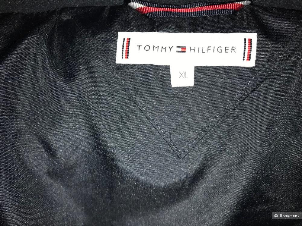 Пуховик Tommy Hilfiger XL