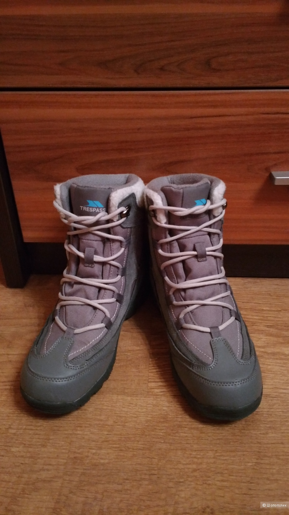 Ботинки Trespass р.37