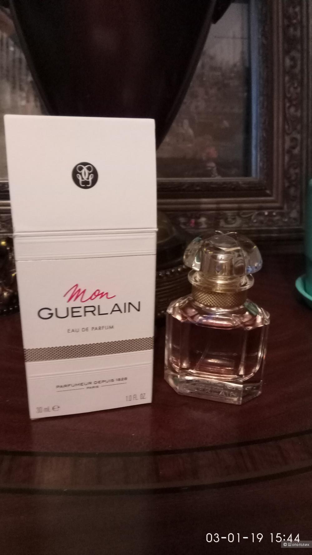Mon guerlain parfume 30 мл
