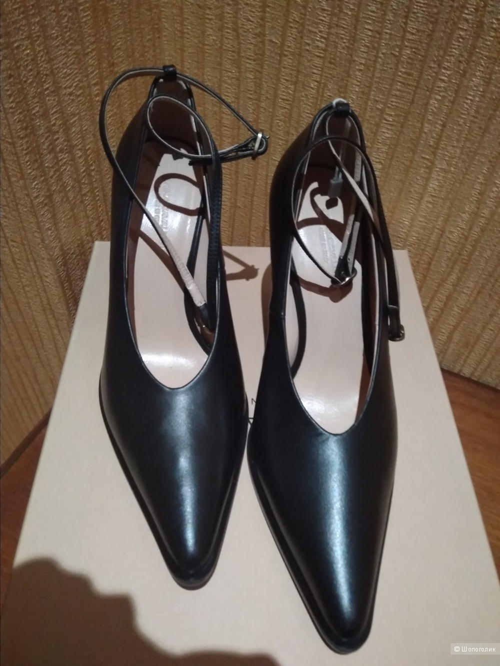 Туфли ERIKA CAVALLINI размер 37