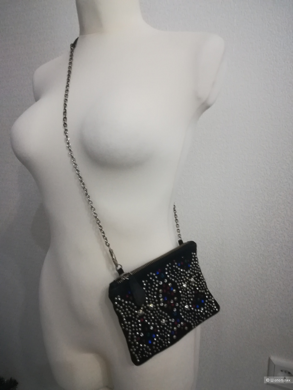 Сумка Zara ,размер 19х15