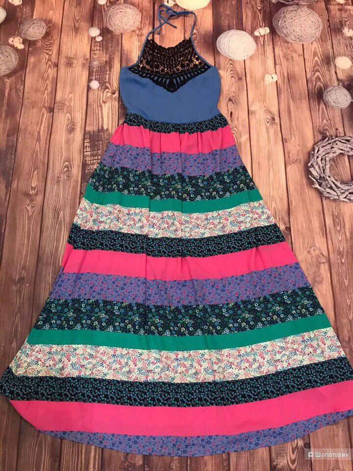 Платье в пол от Tommy Hilfiger S/M